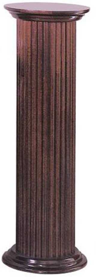 Name:Round Fluted Pedestal 36
