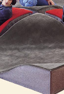 Flying Carpet Gray Rug Thumbnail Image