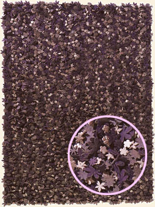 Name:Little Field of Flowers Purple Shag Rug, Item id:11_little_field_of_flowers_purple_d_spn (Medium Image)