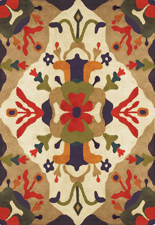 Name:Victoria Brown Rug, Item id:11_victoria1_d (Medium Image)
