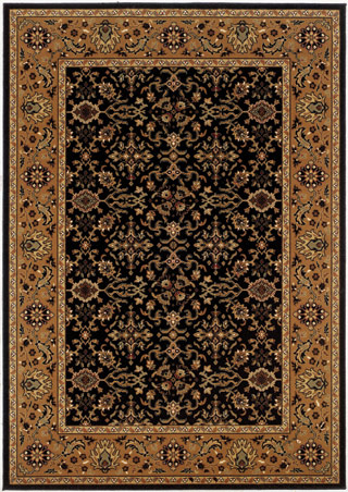 Name:Royal Kashimar Ushak 8198 / 2596 Black / browns Rug, Item id:1710_81982596 (Medium Image)