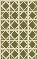 Quick Cart Image for Picnic Green Ivory 8' x 10' Rug