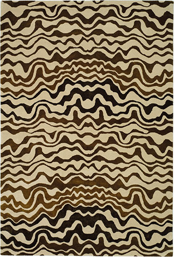 Name:Contemporary Soho SOH417A Beige / Brown Rug, Item id:1910_SOH417A (Medium Image)