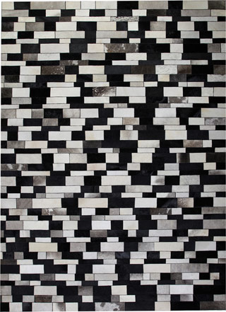 Name:MPARKET1 Cowhide Design Rug, Item id:3710_M_PARKET_1 (Medium Image)