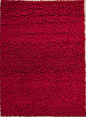 Quick Cart Image for Red Primo 6' x 9' Shag Rug