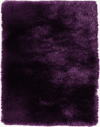 Name:Quirk Eggplant Shag Rug, Item id:poly_shag_10 (Medium Image)